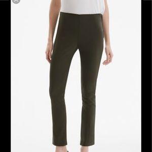 MM Lafleur The Foster pants size 6 dark green
